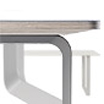 70/70, table by TAF Architects / Muuto