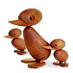 Duck and duckling by Hans Bølling / ArchitectMade.