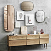 Link to Framed, mirror by Anderssen & Voll / Muuto.