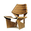 GJ chair by Grete Jalk / Lange Productions.