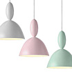 MHY, hanging lamps by Norway Says / Muuto, in new colours.