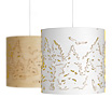 Norwegian Forest, hanging lamps by Cathrine Kullberg / Northern Lighting.