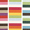 Colourful rugs by Pappelina / Sweden.