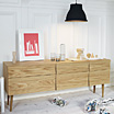 Reflect, sideboard by Søren Rose / Muuto.