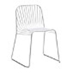 Spline, stackable chair by Norway Says / Offecct.
