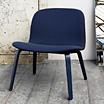 Visu, lounge chair by Mika Tolvanen / Muuto