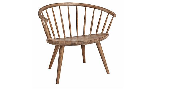 Arka, lounge chair by Yngve Ekström Stolab