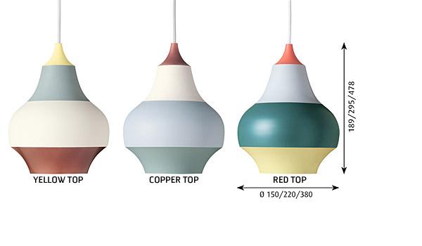 cirque family of lamps by clara von zweigbergk louis poulsen. Black Bedroom Furniture Sets. Home Design Ideas