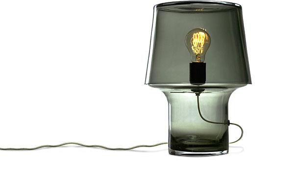 Cosy In Grey Table Lamp By Harri Koskinen Muuto