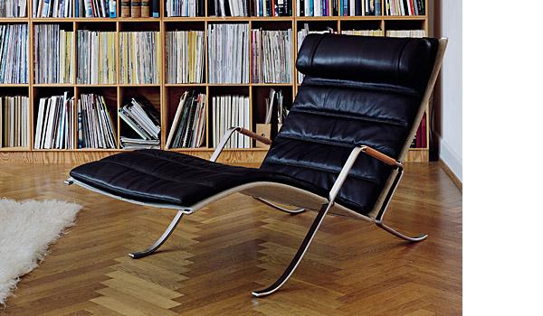 Fk 87 Aka Grasshopper Chair Lounge Chair By Fabricius