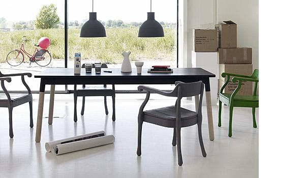 flow carafe and pitcher by jakob wagner. Black Bedroom Furniture Sets. Home Design Ideas