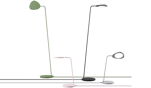 Sale leaf led lamps by broberg ridderstrle muuto leaf table and floor lamp by broberg and riddarstrle muuto aloadofball Choice Image