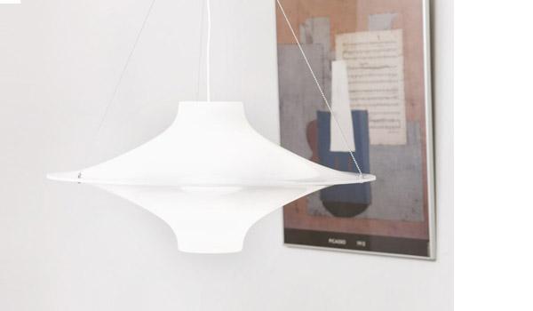 Sky flyer a k a lokki pendant designed by yki nummi finland 1959