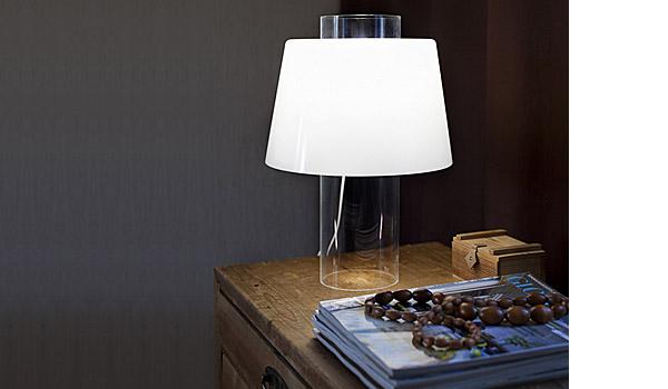 Modern art table lamp by yki nummi innolux modern art table lamp designed by yki nummi finland 1955 aloadofball Choice Image