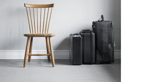 Lillaåland, windsor style chair by Carl Malmsten Stolab