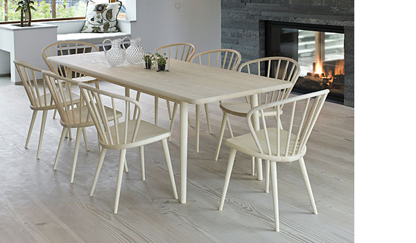 Miss Holly, dining chair by Jonas Lindvall Stolab