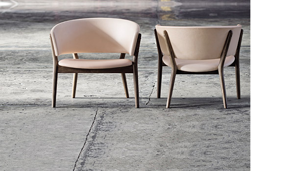 Nd83 Chair And Nd82 Sofa By Nanna Ditzel Snedkergaarden