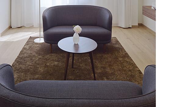 Nya Berlin, Sofa By Carl Malmsten / O.H. Sjögren