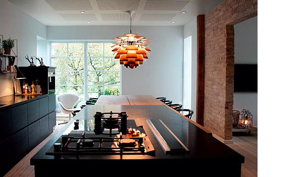 Artichoke, Hanging Lamp By Poul Henningsen / Louis Poulsen.