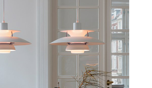 Ph 5 Classic And Contemporary Hanging Lamps By Poul