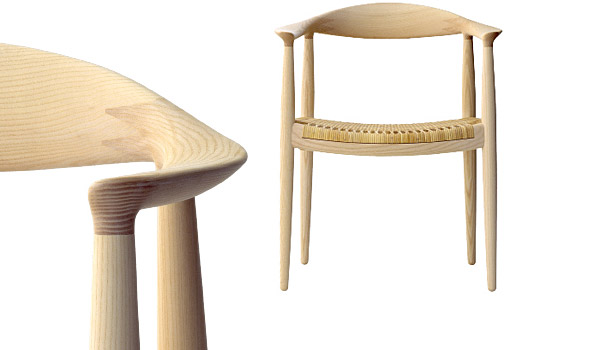 The chair (pp503) by hans wegner / pp møbler