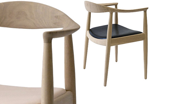 ... The Chair (PP503) By Hans Wegner / PP Møbler, Was Choosen For The ...