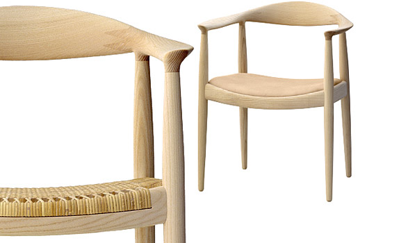 the chair pp503 by hans wegner pp mbler was choosen for the