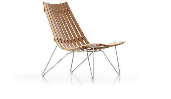 Scandia Nett Lounge Chair By Hans Brattrud FjordFiesta
