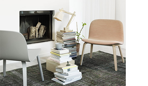 Quot Wood Lamp Quot Table Lamp By Taf Architects Muuto